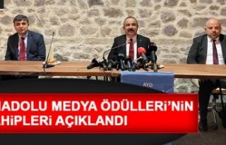 6. Anadolu Medya Ödülleri'nin Sahipleri Açıklandı