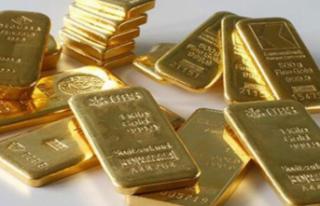 Altının Kilogramı 444 Bin 500 Liraya Geriledi