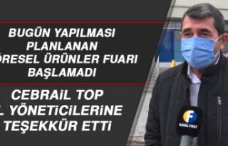 Bakkallar Odası Başkanı Cebrail Top'tan İl Yöneticilerine...