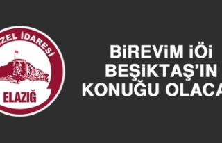 Birevim İÖİ, Beşiktaş'ın Konuğu Olacak