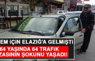 Deprem İçin Elazığ'a Gelmişti, 64 Yaşında...
