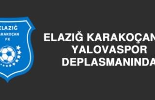 Elazığ Karakoçan FK, Yalovaspor Deplasmanında
