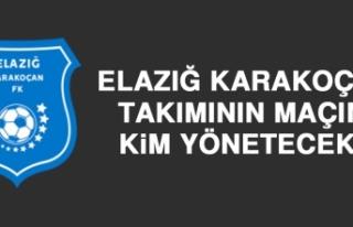 Elazığ Karakoçan Takımının Maçını Sabit Selvi...