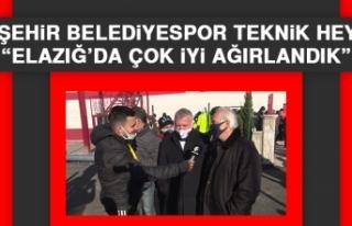 Kırşehir Belediyespor Teknik Heyeti: Elazığ'da...