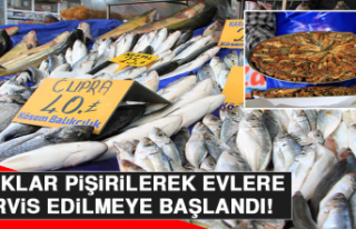 Pandemi İle Birlikte Talepler Değişti, Balıklar...