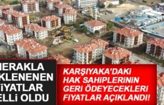 TOKİ Karşıyaka'daki Konutların Geri Ödeme...