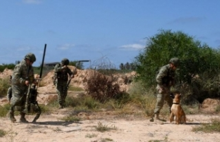 Türk askerinin Libya ve Afganistan'daki görev...
