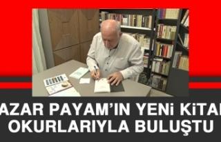 Yazar Payam'ın Yeni Kitabı Okurlarıyla Buluştu