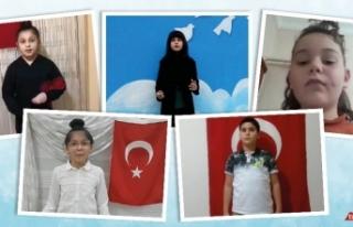'Adapazarı Mehmet Akif'i Okuyor' isimli yarışmanın...