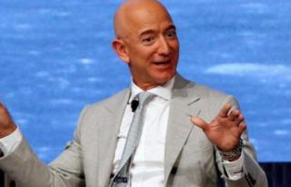 Amazon'un Sahibi Jeff Bezos, Tek Seferde 10 Milyar...