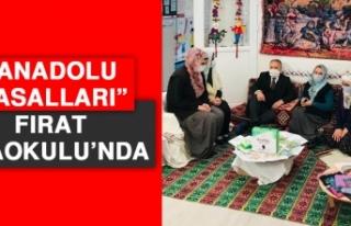 """Anadolu Masalları"" Fırat Anaokulu'nda"