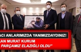 Anadolu Yayıncılar Derneği, Bakan Murat Kurum'u...