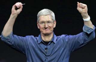 Apple CEO'SU Tim Cook'un 2020'de Kazandığı...