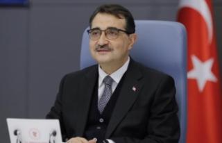 Bakan Dönmez: Türkiye'nin rüzgarına rekorlar...