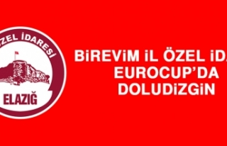 Birevim İÖİ, Eurocup'da Doludizgin