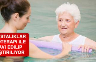 Bu Hastalıklar Hidroterapi İle Tedavi Edilip İyileştiriliyor