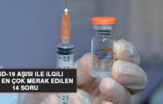 Covid-19 Aşısı İle İlgili Cevabı En Çok Merak...