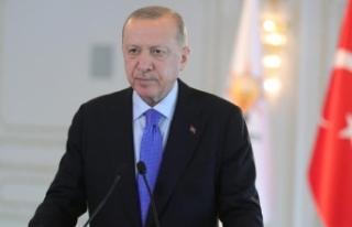 Cumhurbaşkanı Erdoğan: 2023 seçimlerinden zaferle...
