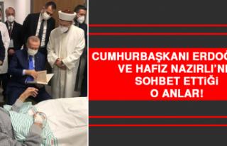 Cumhurbaşkanı Erdoğan'ın ve Hafız Nazırlı'nın...
