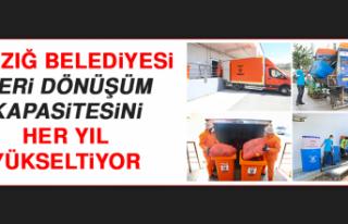 Elazığ Belediyesi Geri Dönüşüm Kapasitesini...