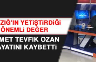 Elazığ'ın Yetiştirdiği Önemli Değer Ahmet...