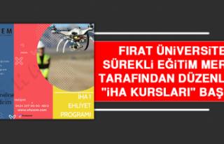 Fırat Üniversitesi Sürekli Eğitim Merkezi Tarafından...