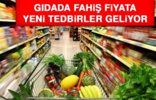 Gıdada Fahiş Fiyata Yeni Tedbirler Geliyor
