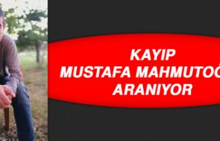 Kayıp Mustafa Mahmutoğlu Aranıyor