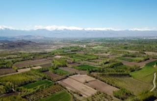 Kırsal alan yatırımlarına 1 milyar 125 milyon...