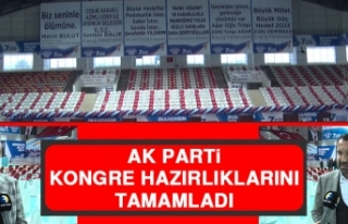 Kongreye Cumhurbaşkanı Erdoğan, Video Konferans...