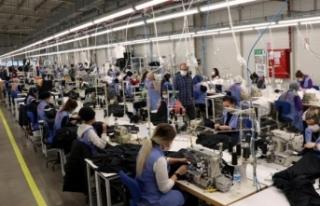 Sağlık ürünleri ihracatı hazır giyim sektörüne...