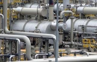 TürkAkım üzerinden doğal gaz sevkiyatı 2,2 kat...