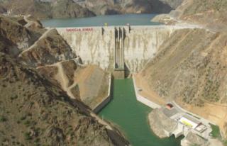 Yeni HES barajlarıyla Doğu Anadolu'ya enerji...
