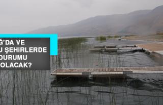 21 Şubat'ta Elazığ'da Hava Durumu Nasıl Olacak?