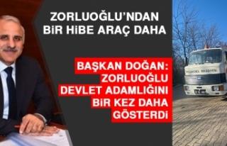Başkan Doğan: Zorluoğlu Devlet Adamlığını Bir...