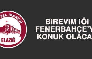 Birevim İÖİ, Fenerbahçe'ye Konuk Olacak