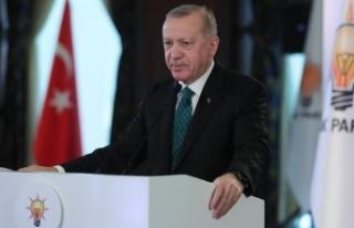 Cumhurbaşkanı Erdoğan: Artık bu ülke bir Gezi...