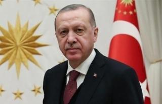 Cumhurbaşkanı Erdoğan: Şimdi gözünü uzaya diken...