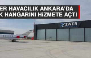 Demirci: 5 Uçak Alabilecek Hangarımızı Hizmete...