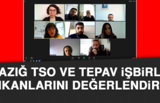 Elazığ TSO ve TEPAV İşbirliği İmkanlarını...