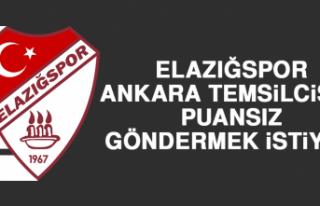 Elazığspor, Ankara Temsilcisini Puansız Göndermek...
