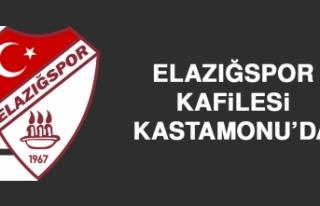 Elazığspor Kafilesi, Kastamonu'da