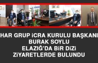 Har Grup İcra Kurulu Başkanı Soylu Elazığ'da...