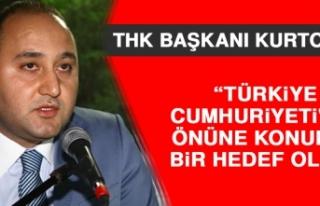 Kurtoğlu: Türkiye Cumhuriyeti'nin Önüne Konulan...