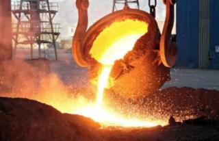 Maden sektöründen Ocak'ta 353 milyon dolarlık...