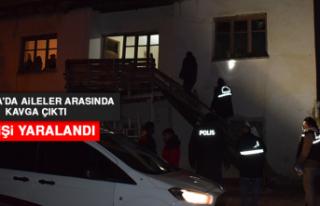 Malatya'da Aileler Arasında Kavga Çıktı,...