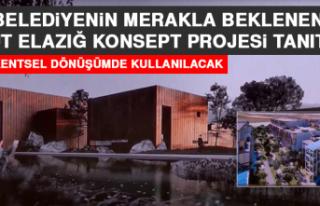 Malatya Yolu'nda Yapılacak Olan Villa Projesi Tanıtıldı!