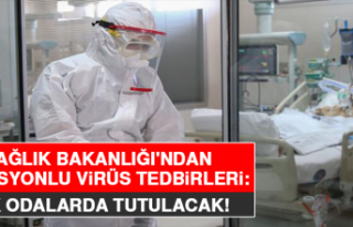 Sağlık Bakanlığı'ndan Mutasyonlu Virüs...