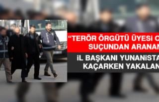 'Terör Örgütü Üyesi Olmak' Suçundan Aranan...