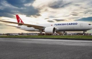 Turkish Cargo sektöründe ilk beşte